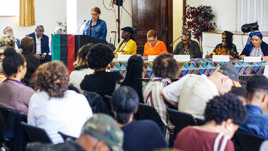 Communiqué: The New Orleans Reparations Gathering