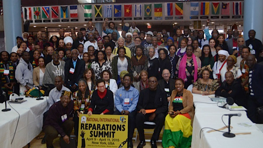 National African American Reparations Commission (NAARC) Reparations Summit, April 2015