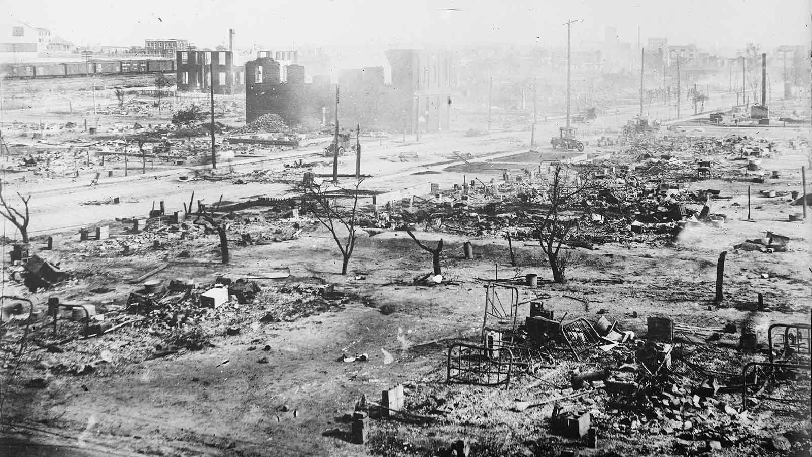 Reparations bill for Tulsa Race Massacre survivors introduced in Congress