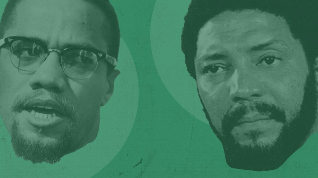 Malcolm X and Maurice Bishop