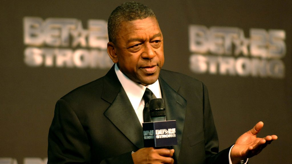 Robert L. Johnson, the founder of Black Entertainment Television and America's first Black billionaire