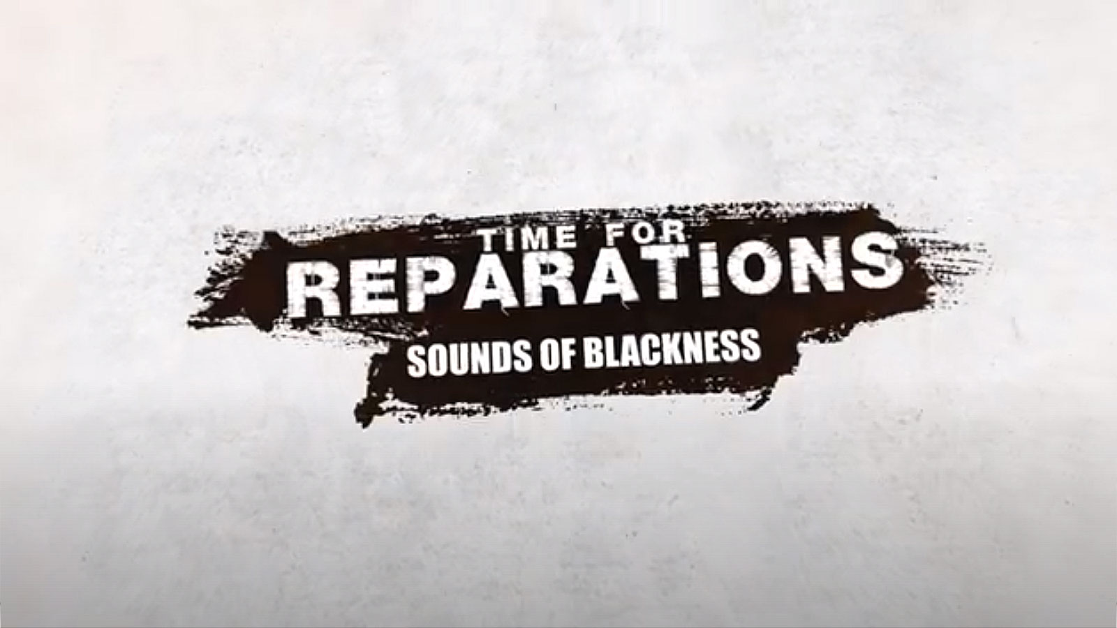 Sounds of Blackness – Time for Reparations (Official Lyric Video)