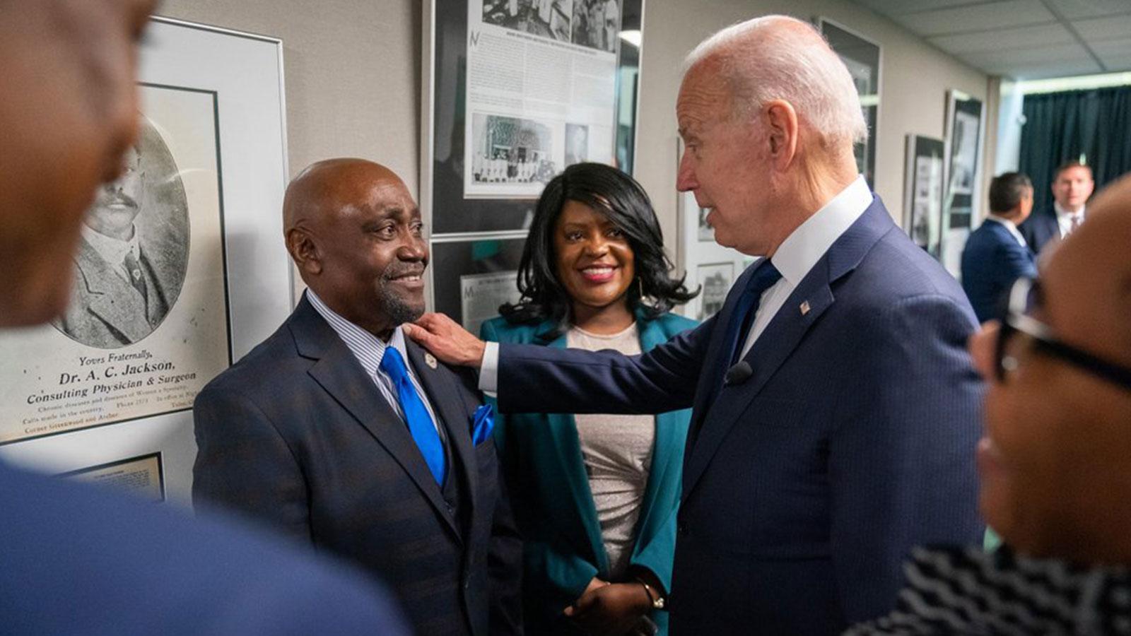 What I Told President Biden in Tulsa