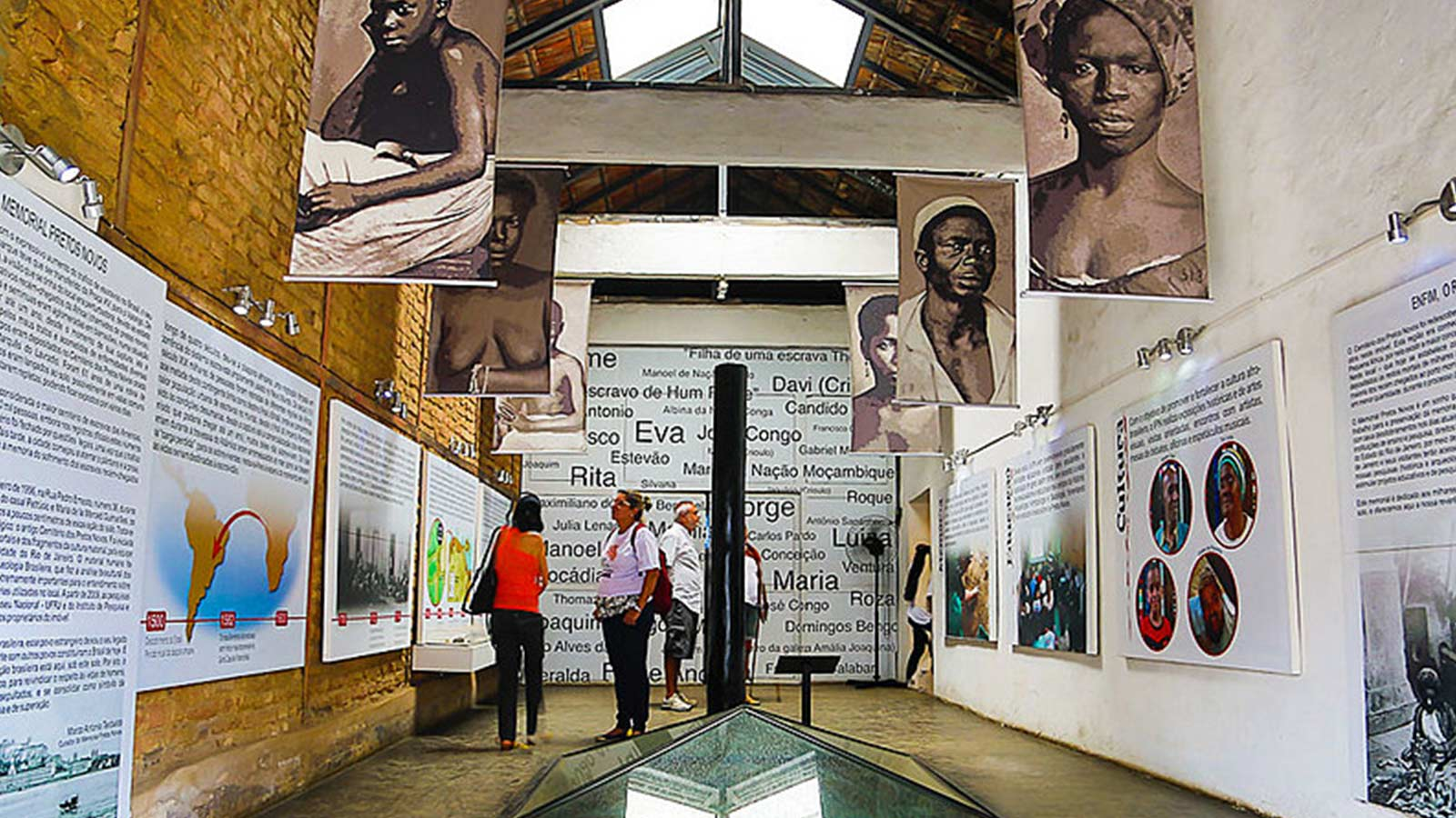 Cemetery for enslaved Africans in Brazil discovered, turned into museum