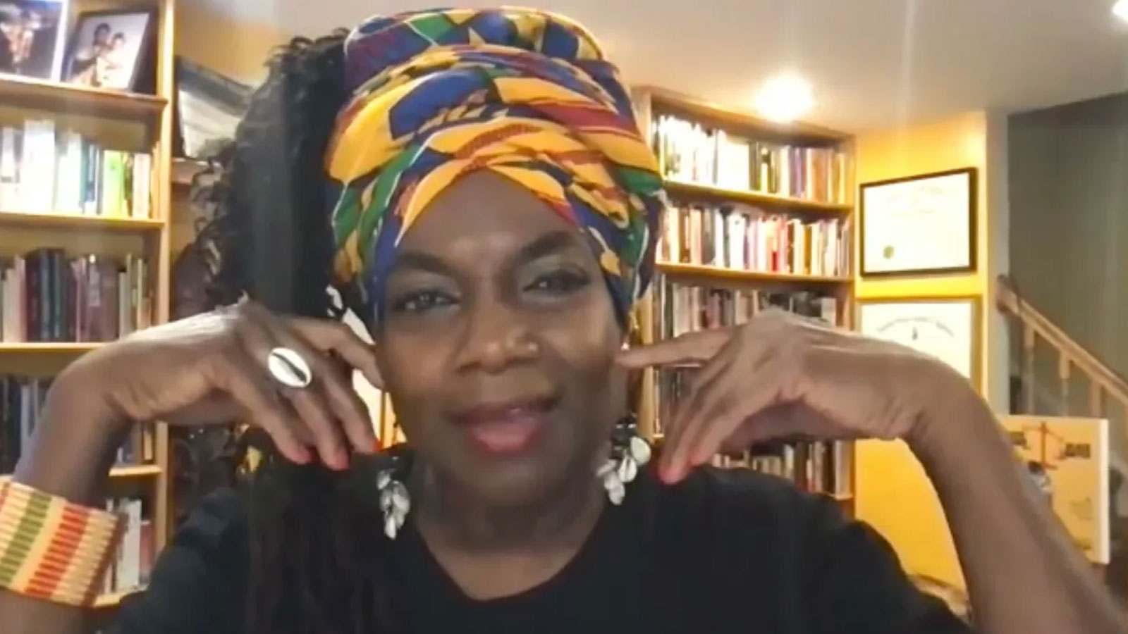 Making a case for Reparations: Keynote by Nkechi Taifa, Esq. at the 2021 NJSC NAACP Convention